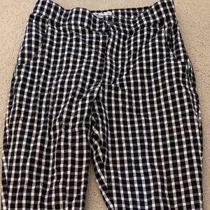 Gingham / Plaid Pants